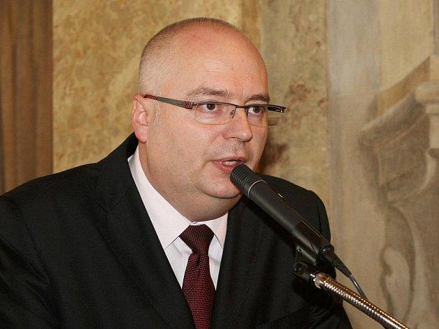 Zastupitelstvo města Brna - Oliver Pospíšil.