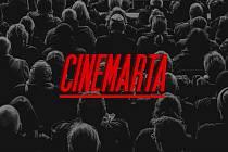 Filmový večer CineMarta ve studiu Marta.