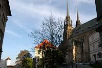 Brno, katedrála Petrov