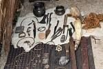 Sedmý ročník festivalu Keltských řemesel a umění na hradě Veveří.