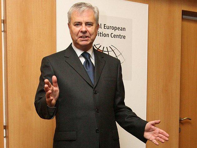 Generální ředitel společnosti Veletrhy Brno Jiří Kuliš