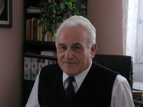 Karel Fafílek, 75let, podnikatel, za války žil ve Žďáře nad Sázavou