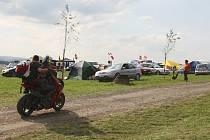 Brněnské kempy každý rok zaplní tisíce motocyklových fanoušků.