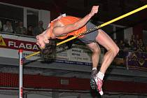 Hustopečské skákání zcela ovládl ruský atlet Uchov.