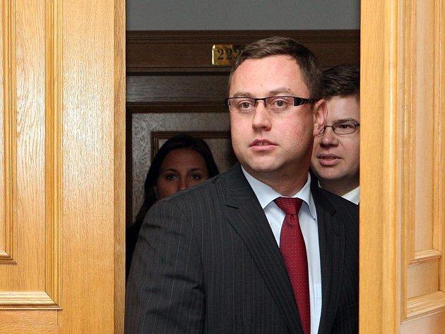 Nový nejvyšší státní zástupce Pavel Zeman.