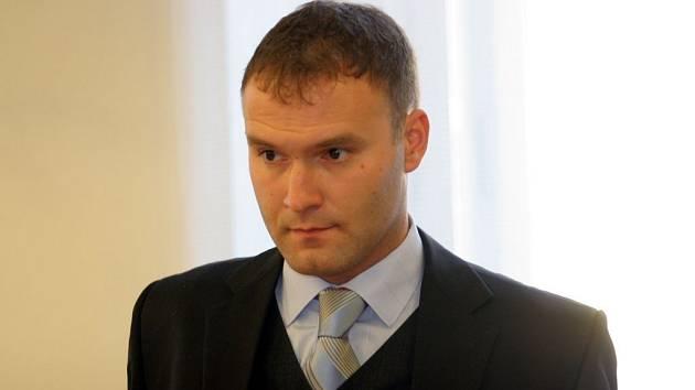 Obžalovaný advokát Martin Rybníkář