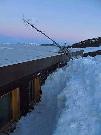 Na Antarktické stanici Masarykovy univerzity dorazilo dvacet výzkumníků.