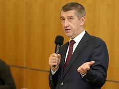 Přednáška Andreje Babiše
