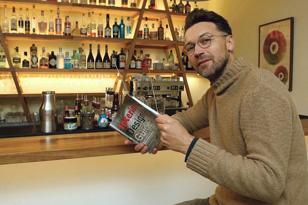 Brno 12.12.2019 - Lukáš Hejlík a Táňa Kmenta pokřtili knihu Interior Design Guide Brno a jižní Morava