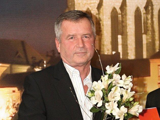 Lékař Zdeněk Ziegelbauer získal Cenu Fair Play města Brna.