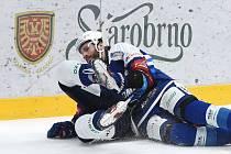 Hokejisté Komety se v tomto ročníku souží.