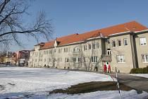 Psychiatrická nemocnice v Brně.