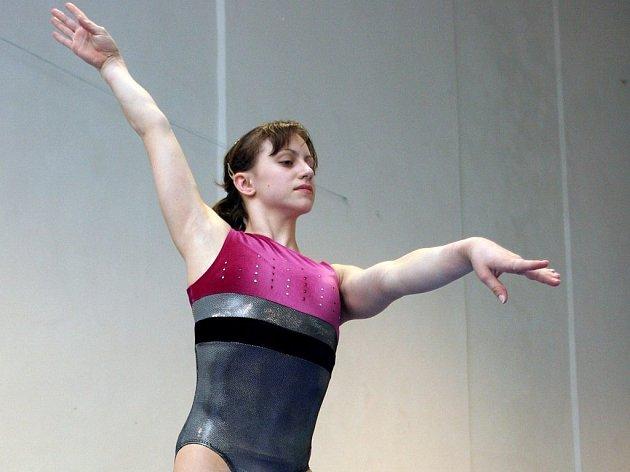 Gymnastka Pálešová