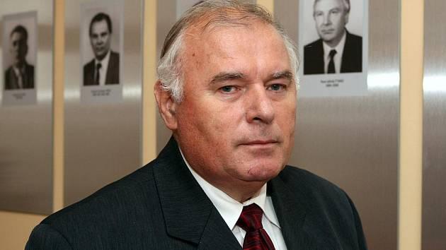 Rektor brněnské Mendelovy univerzity Jaroslav Hlušek.