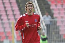Fotbalista Josef Hamouz.
