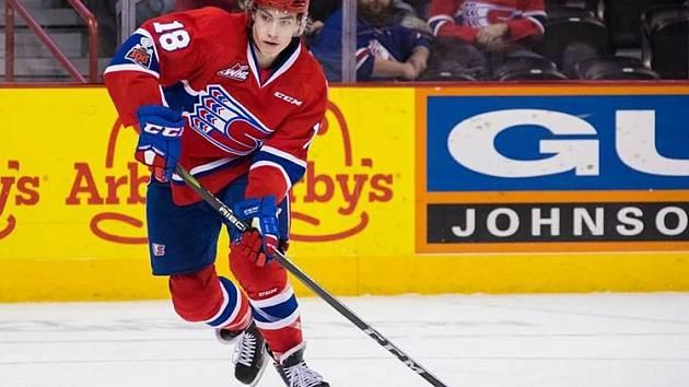 Král podepsal nováčkovskou smlouvu v NHL s Torontem