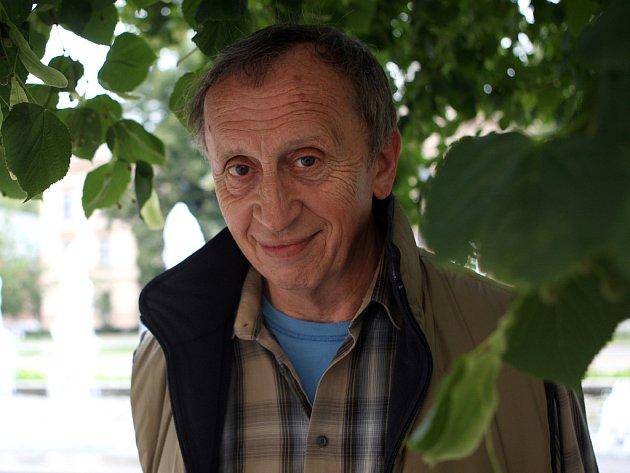 Spisovatel, dramatik a scénárista Ivan Kraus.