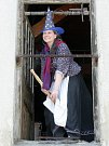 Lidé z Brněnska vyrazili na cestu po stopách čarodějnic. Akce nazvaná Pochod Medláneckých ježibab se uskutečnila už posedmé.