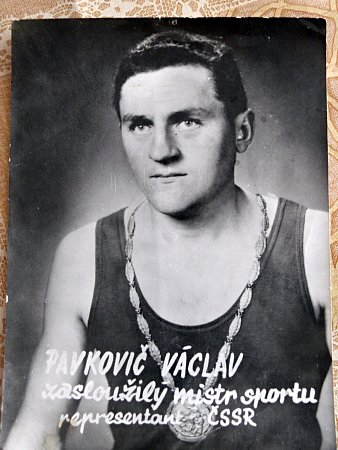 Bronzová medaile zŘíma je nejcennější artefakt nejen pro veslaře Václava Pafkoviče, ale také pro město Břeclav. Pafkovič je spolu sJanem Švédou jediný medailista zpod pěti kruhů pocházející ztohoto jihomoravského města.