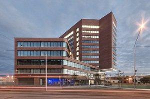 Kancelářská budova Dorn v Brně uspěla v Českých cenách za architekturu.