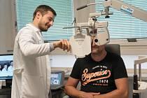 Precizní vyšetření je základem pro doporučení k jakékoliv operaci očí.