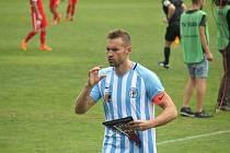 Karel Kroupa po konci profesionální kariéry v Prostějově zvládl v krajském přeboru za Svratku odehrát jen osm zápasů. V nich dal čtyři branky.