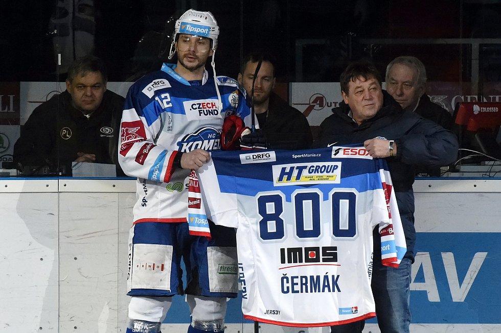 Hokejista Leoš Čermák.