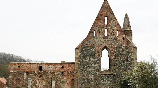 Klášter Rosa coeli v Dolních Kounicích na Brněnsku - ilustrační foto.