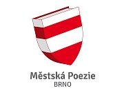 Logo Městské poezie Brno.
