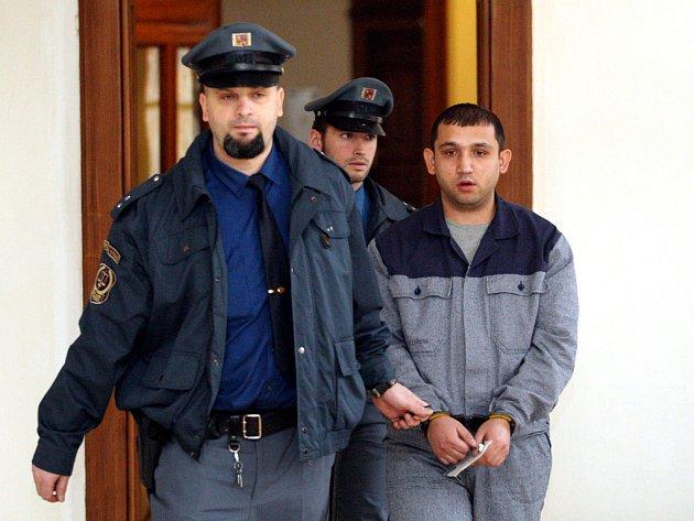 Robert Kotlár před brněnským krajským soudem.