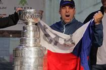 Slavný Stanley Cup. Ilustrační foto.