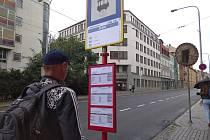 Výluka v dopravě. Ilustrační foto.