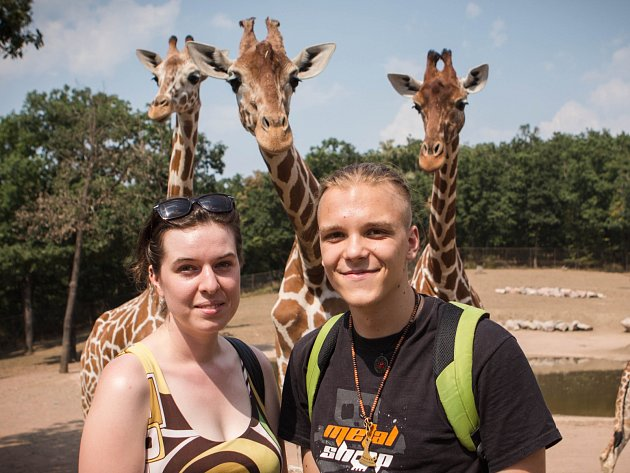 Nový rekord zaznamenala v pátek po obědě brněnská zoologická zahrada. Tamními turnikety totiž prošel už sedmnáctimiliontý návštěvník.
