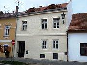 5. místo v kategorii velké stavby: Měšťanský dům ul. Alfonse Muchy 300 v Mikulově.