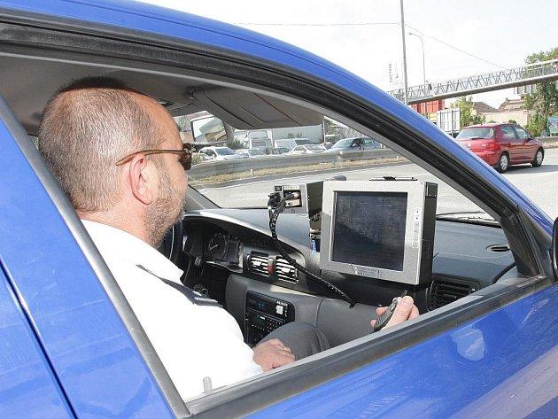 Rychlost měří brněnští policisté prakticky denně.