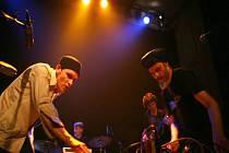 Švýcarská jazzová skupina Brink Man Ship vystoupí v Brně.