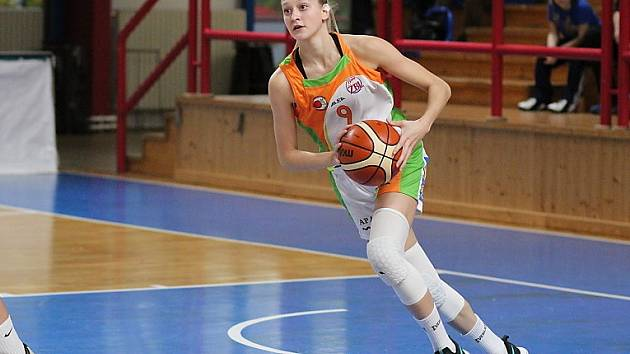 Kristýna Brabencová.