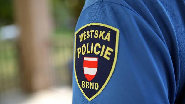 Městská policie Brno. Ilustrační foto