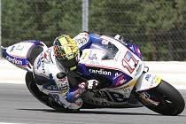 Páteční den na MotoGP. Dařilo se Jakubovi Kornfeilovi, který v tréninku zajel druhý.