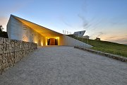 Archeopark Pavlov na Břeclavsku. Podobu místa oblíbeného mezi turisty navrhli architekti z brněnské Architektonické kanceláře Radko Květ.