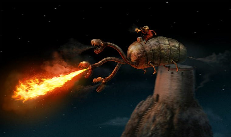 Samorost 3. Jde o první plnohodnotnou hru v HD grafice této série.