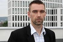 Ředitel společnosti Starez sport Jan Urbanec.