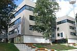 Čtyřpatrovou budovu slavnostně otevřeli na Veterinární a farmaceutické univerzitě v Brně v březnu roku 2012.