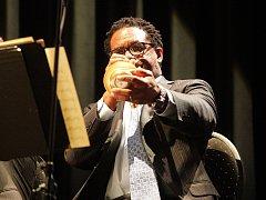 Trumpetista Wynton Marsalis a big band Jazz at Lincoln Center Orchestra zahájili festival JazzFestBrno.