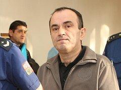 Fadil Berisha u Krajského soudu v Brně