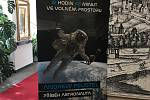 Americký astronaut oslavil v Brně mezinárodní den kosmonautiky.