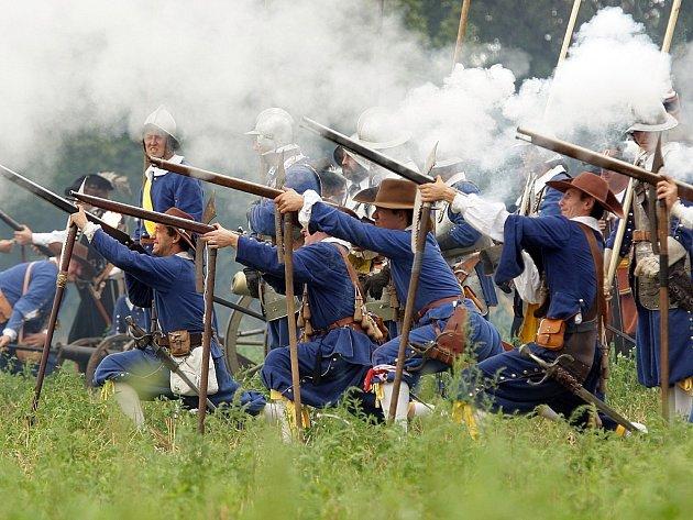 Historická Bitva v Rajhradě