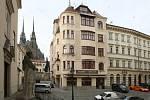 Dům určený ke směně za pozemky pro stavbu stadionů za Lužánkami - Kapucínské náměstí 7.