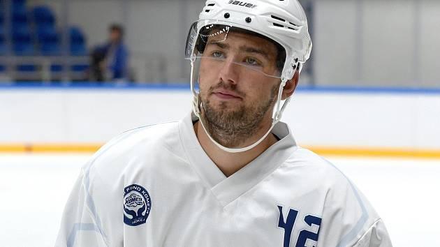 Hokejista Filip Pyrochta.