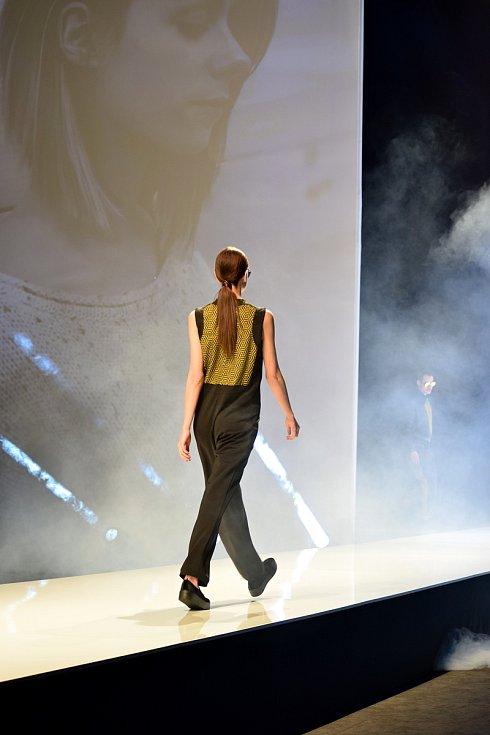 Brněnské výstaviště oživili modelové a modelky s nápaditými kousky.